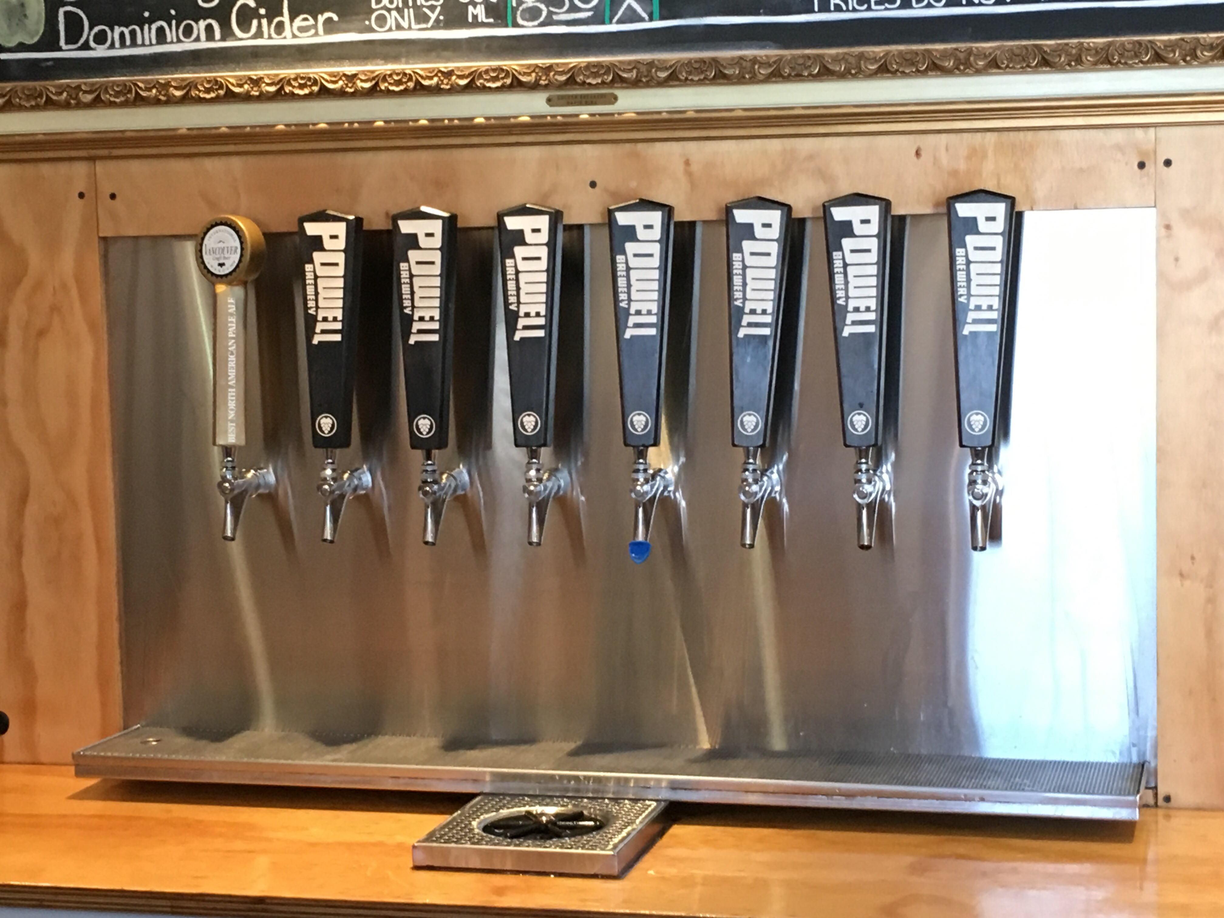 Powell Brewing Tap Handles